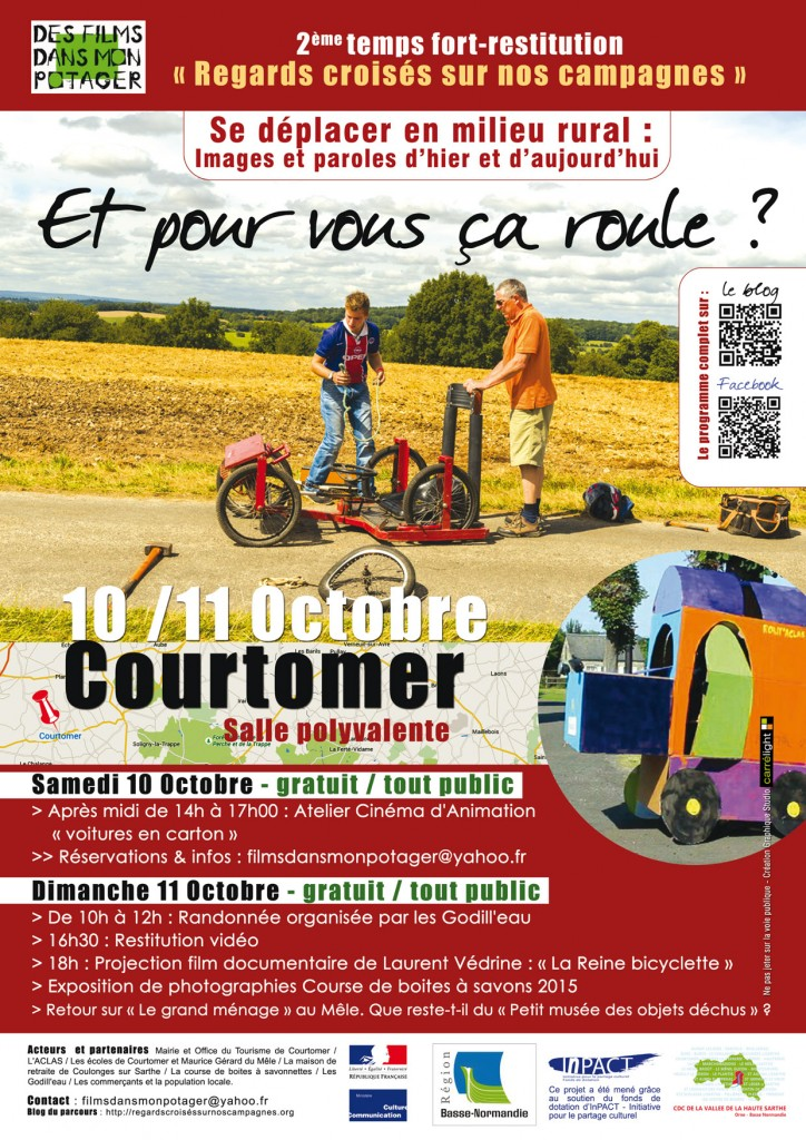 affiche courto mailing